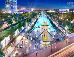 Khu đô thị kiểu mẫu ĐBSCL hấp dẫn giới đầu tư