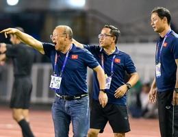 Nước cờ của thầy Park đã khiến U22 Campuchia ngỡ ngàng