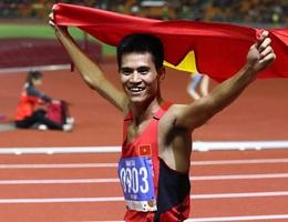 Bị đối thủ chơi xấu, Dương Văn Thái vẫn bứt tốc xuất sắc để giành HCV