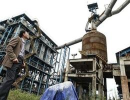 Dự án gang thép Thái Nguyên giai đoạn 2 chưa xây xong đã nhập hết thiết bị, chia nhỏ gói thầu