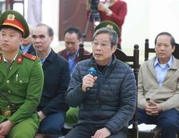 Ông Nguyễn Bắc Son tự bào chữa thế nào trong 90 phút trước tòa?