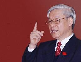 Tổng Bí thư: 75 năm Quân đội nhân dân Việt Nam anh hùng