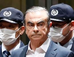 """Cựu chủ tịch Nissan gặp Tổng thống Lebanon sau cuộc đào tẩu khiến Nhật """"mất mặt"""""""
