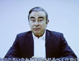 Cựu chủ tịch Nissan bất ngờ lên tiếng về cuộc đào tẩu bí ẩn