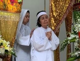Lễ viếng nghệ sĩ Chánh Tín bắt đầu từ ngày 4-7/1/2020 tại nhà riêng