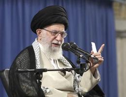 Lãnh đạo tối cao Iran: Vụ tấn công tên lửa là đòn giáng dành cho Mỹ