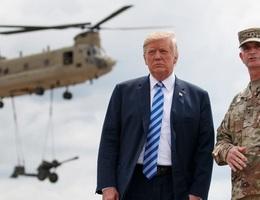 Iran nã tên lửa trả đũa, quân đội Mỹ cảnh giác cao độ