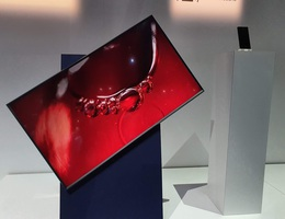 CES 2020: Samsung ra mắt TV xoay dọc, có thể xem video trên Tik Tok, Facebook như smartphone