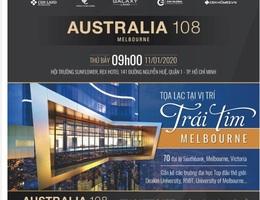 Cơ hội đầu tư tại tòa căn hộ cao nhất Nam Bán Cầu - Australia 108