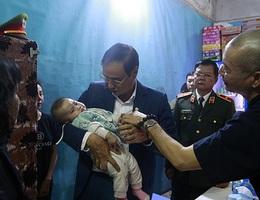 Con trai Thượng tá công an hy sinh ở Đồng Tâm: Con mãi tự hào về cha!