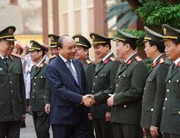 Thủ tướng: Xử lý nghiêm các đối tượng vi phạm pháp luật ở Đồng Tâm