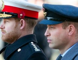 Hoàng tử William lên tiếng về quyết định sốc của em trai
