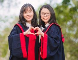 """""""Đôi bạn vàng"""" ở Lào Cai được gần 20 trường ĐH danh tiếng thế giới trao học bổng năm 2019"""