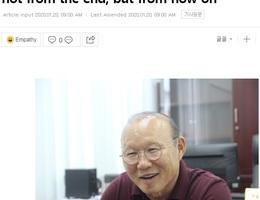 """Báo Hàn Quốc: """"Ma thuật của thầy Park chưa kết thúc"""""""