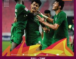 U23 Saudi Arabia 1-0 U23 Uzbekistan: Tấm vé dự Olympic đầu tiên