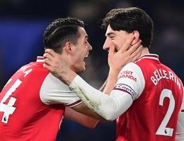 Những khoảnh khắc chia điểm nghẹt thở giữa Arsenal và Chelsea