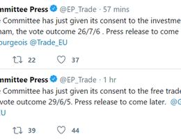 Ủy ban Thương mại EU thông qua EVFTA, người Việt sắp được mua hàng Châu Âu giá rẻ hơn