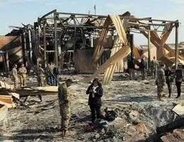 Hơn 30 binh sĩ Mỹ bị chấn động não sau vụ tấn công của Iran