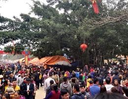 Thanh Hoá: Tạm dừng các lễ hội nhằm giảm nguy cơ lây lan virus corona