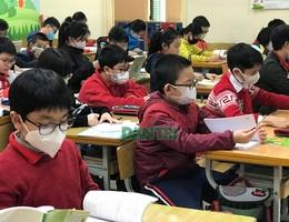 Bộ GD&ĐT đề nghị các tỉnh cho học sinh đi học từ ngày 2/3
