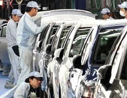 Toyota tạm ngừng hoạt động tại Trung Quốc do dịch viêm phổi Vũ Hán