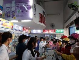 Đắk Lắk: Khẩu trang nơi cháy hàng, chỗ bán giới hạn mỗi khách một hộp