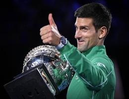 Vượt qua Thiem, Djokovic lần thứ 8 vô địch Australian Open