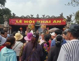 Bộ Văn hoá kiểm tra phòng, chống dịch virus corona tại các lễ hội