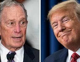 """Tỷ phú Bloomberg bất ngờ gọi ông Trump là """"người chiến thắng thực sự"""""""