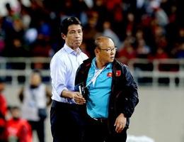 HLV Park Hang Seo trở lại Việt Nam sau hai lần hoãn vì Covid-19