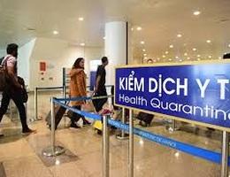 Bắt buộc cách ly tập trung khách từ vùng dịch Hàn Quốc đến Việt Nam