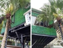 Độc đáo ngôi nhà làm bằng container giữa trung tâm phố thị