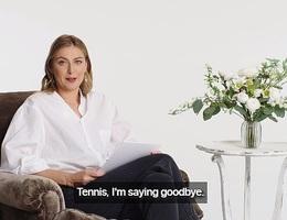 """""""Búp bê Nga"""" Maria Sharapova tuyên bố giải nghệ ở tuổi 32"""