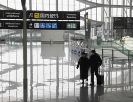 """Đại dịch Corona khiến vé máy bay ở Trung Quốc """"rẻ như cho"""""""