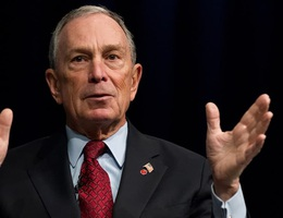 """Tỷ phú Bloomberg rút khỏi cuộc đua vào Nhà Trắng, """"mất trắng"""" 500 triệu USD"""