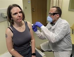 Vắc xin phòng virus corona mới đã được thử nghiệm trên cơ thể người