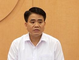 Chủ tịch Hà Nội yêu cầu mọi người dân ở nhà cách ly