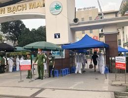 Thứ trưởng Nguyễn Thanh Long: Bộ Y tế rất quyết liệt với Bệnh viện Bạch Mai