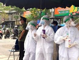 Hà Nội: Xuất hiện nhiều ca dương tính liên quan Bệnh viện Bạch Mai