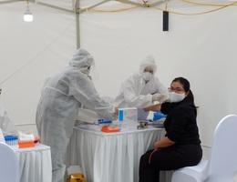 Test nhanh hơn 750 mẫu, Hà Nội phát hiện 3 ca nghi ngờ mắc Covid-19