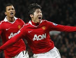 Park Ji Sung: Chiến binh không phổi của Man Utd