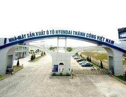 Nhà máy Hyundai tại Ninh Bình tạm dừng hoạt động vì dịch Covid-19