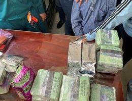 Triệt phá đường dây vận chuyển ma túy số lượng lớn từ Campuchia về TPHCM