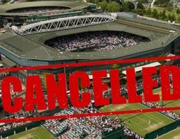 Wimbledon 2020chính thức bị hủy