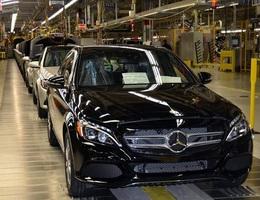 Mercedes-Benz tạm dừng sản xuất tại Việt Nam đến 15/4/2020