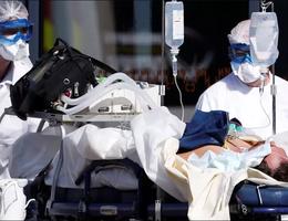Gần 9.000 người chết vì Covid-19 tại Pháp
