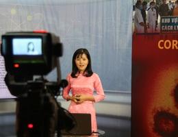 Dạy qua truyền hình: Giáo viên lo lắng vì hạn chế tương tác với học sinh