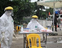 Hà Nội: Thêm một ca dương tính với virus corona ở thôn Hạ Lôi