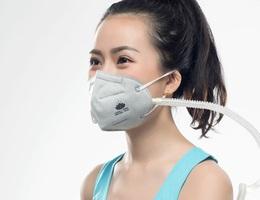 Trung Quốc phát triển khẩu trang chống tĩnh điện chống đại dịch Covid-19