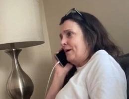 Cuộc gọi điện cuối cùng giữa hai mẹ con trước khi người mẹ mất vì Covid-19